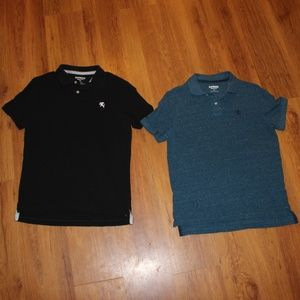 Lot of 2 Mens Express Polo Size Medium